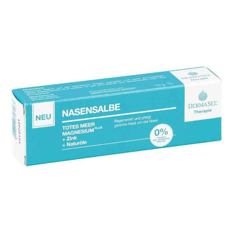 Dermasel Therapie Totes Meer Nasensalbe  bei apo.com bestellen