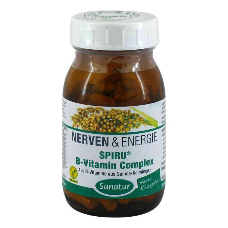 Spiru B-vitamin Complex Kapseln  bei apo.com bestellen