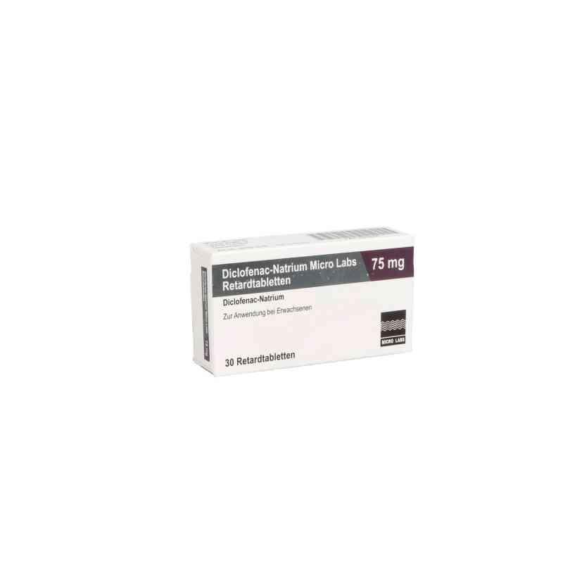 Diclofenac Natrium Micro Labs 75 mg Retardtabletten  bei apo.com bestellen