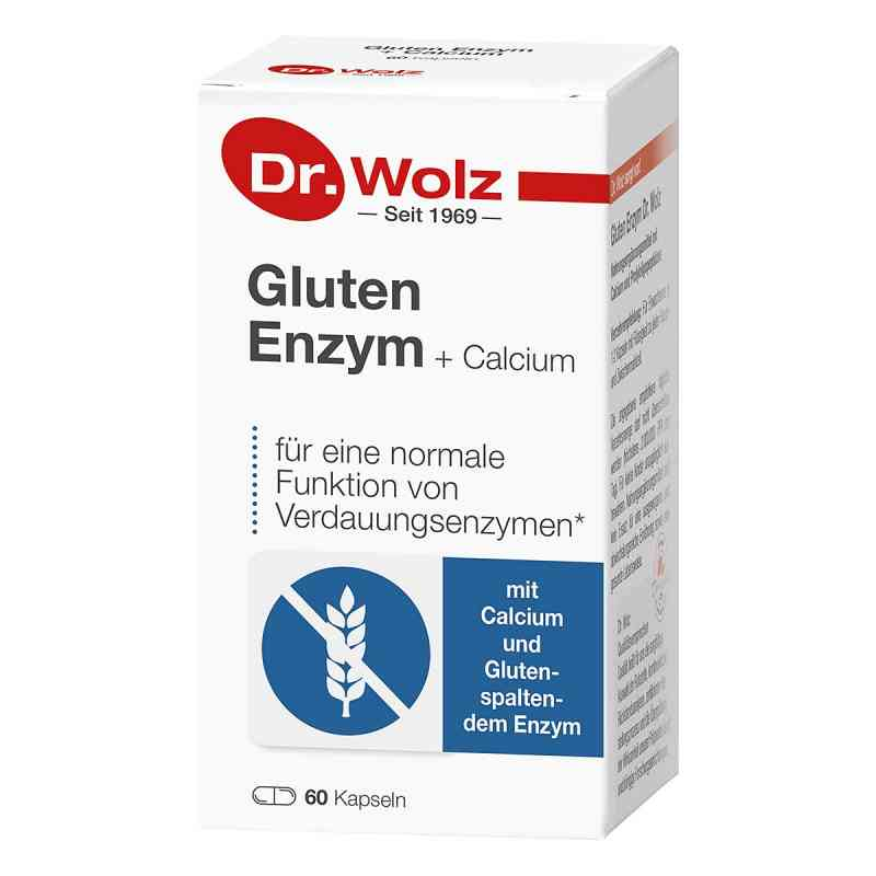 Gluten Enzym Kapseln  bei apo.com bestellen