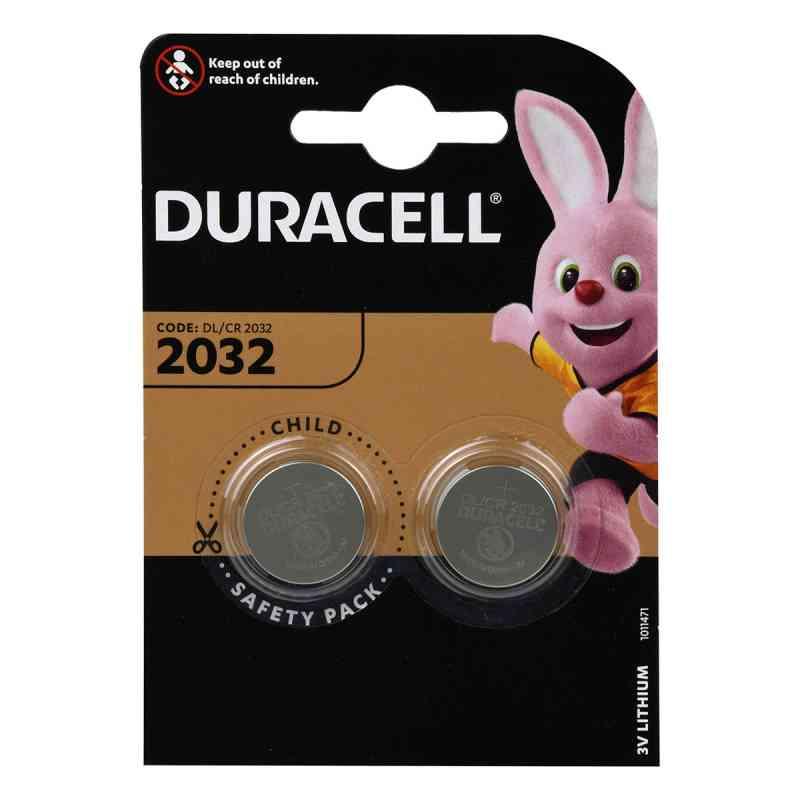 Duracell Lithium Knopfzelle 2032  bei apo.com bestellen
