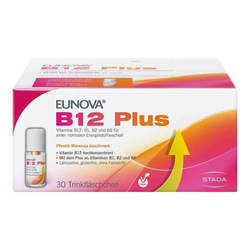 Eunova B12 Plus Lösung zum Einnehmen  bei apo.com bestellen