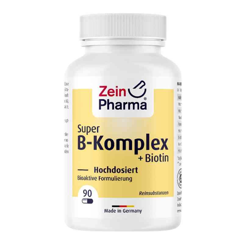 Super B-komplex+biotin Zeinpharma Kapseln  bei apo.com bestellen