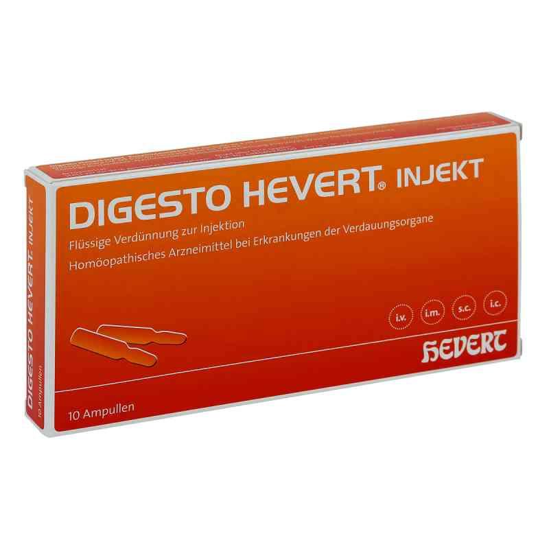 Digesto Hevert injekt Ampullen  bei apo.com bestellen