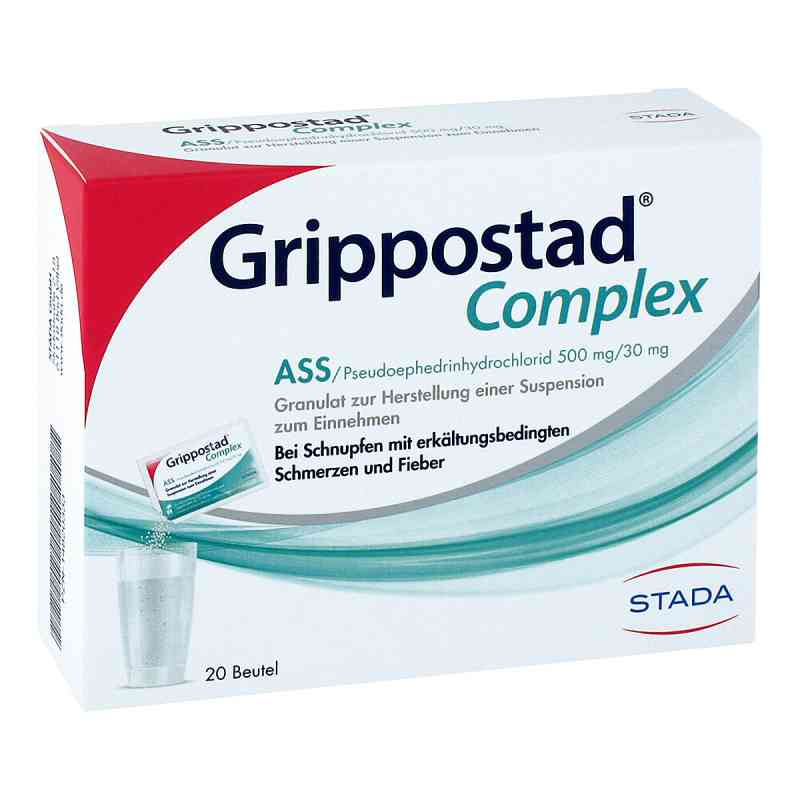 Grippostad Complex  bei apo.com bestellen