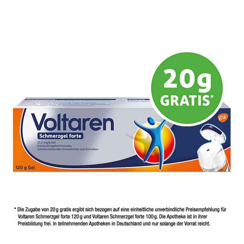 Voltaren Schmerzgel forte 23,2 mg/g  bei apo.com bestellen