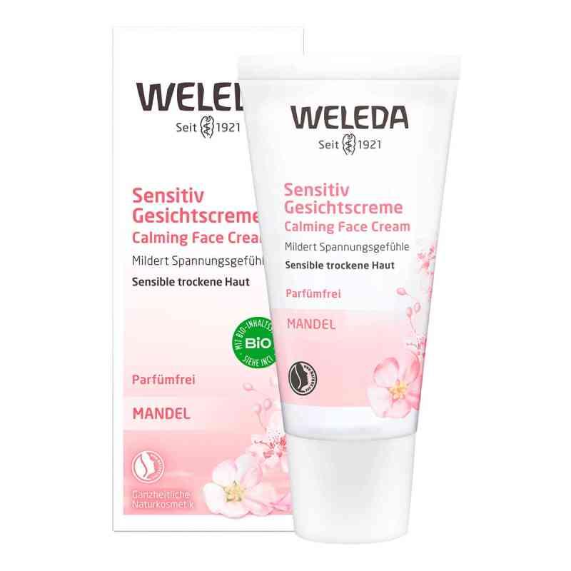 Weleda Mandel Sensitiv Gesichtscreme  bei apo.com bestellen