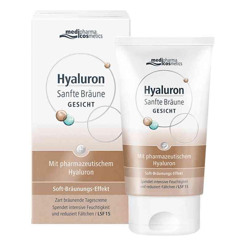 Hyaluron Sanfte Bräune Gesichtspflege Creme  bei apo.com bestellen