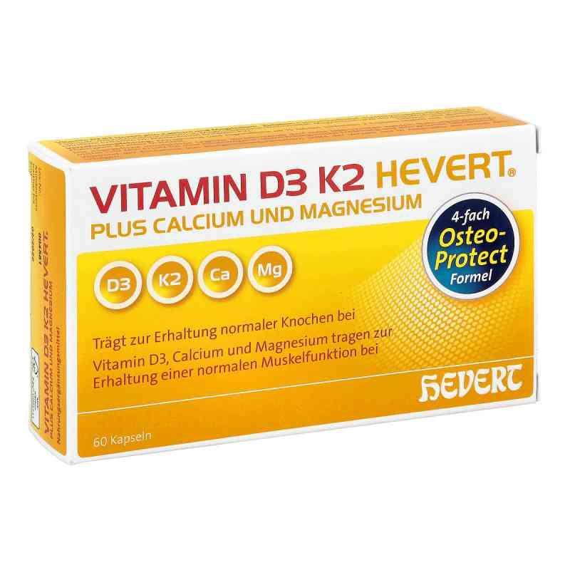 Vitamin D3 K2 Hevert Plus Kapseln  bei apo.com bestellen
