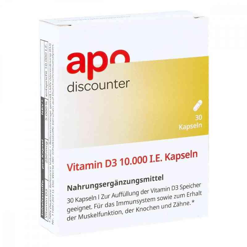 Vitamin D3 10.000 I.e. Kapseln  bei apo.com bestellen