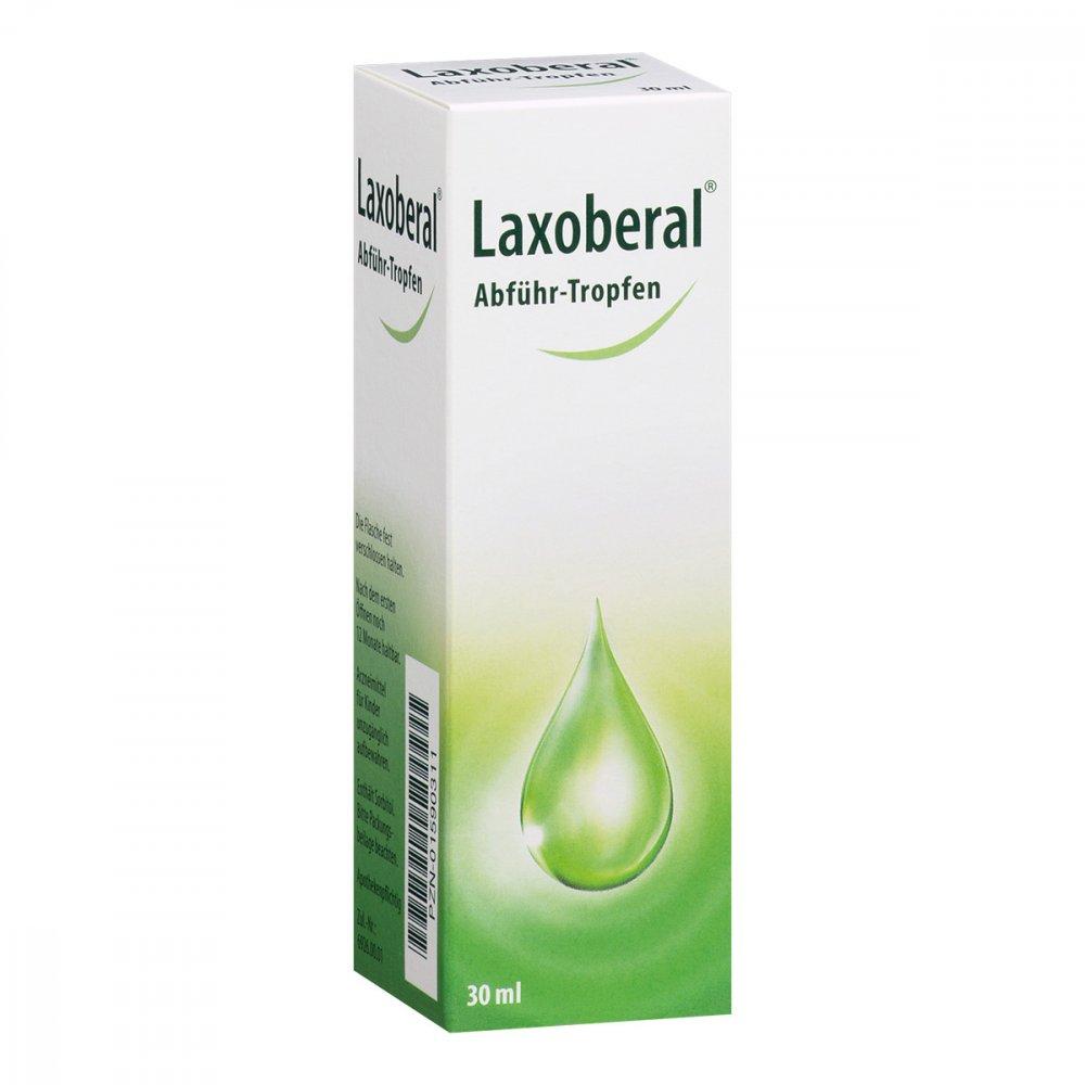 laxoberal tropfen abnehmen