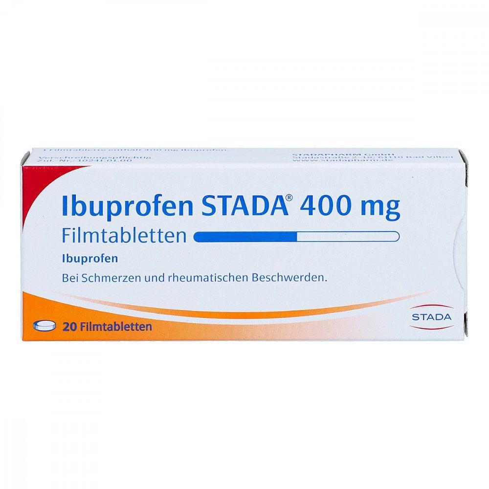 Stillzeit Ibuprofen