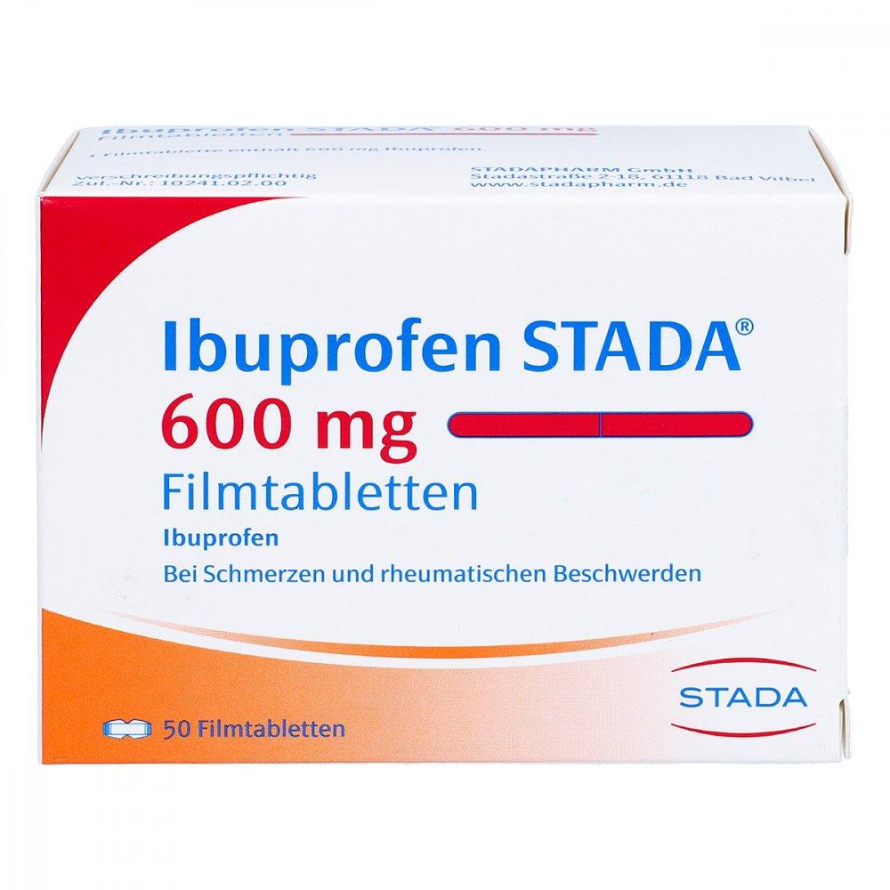 Ibuprofen In Stillzeit
