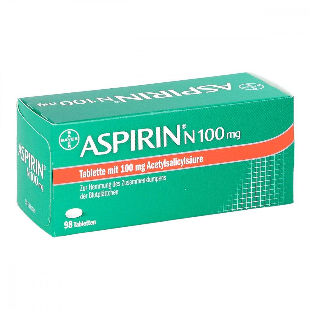 Aspirin Magen