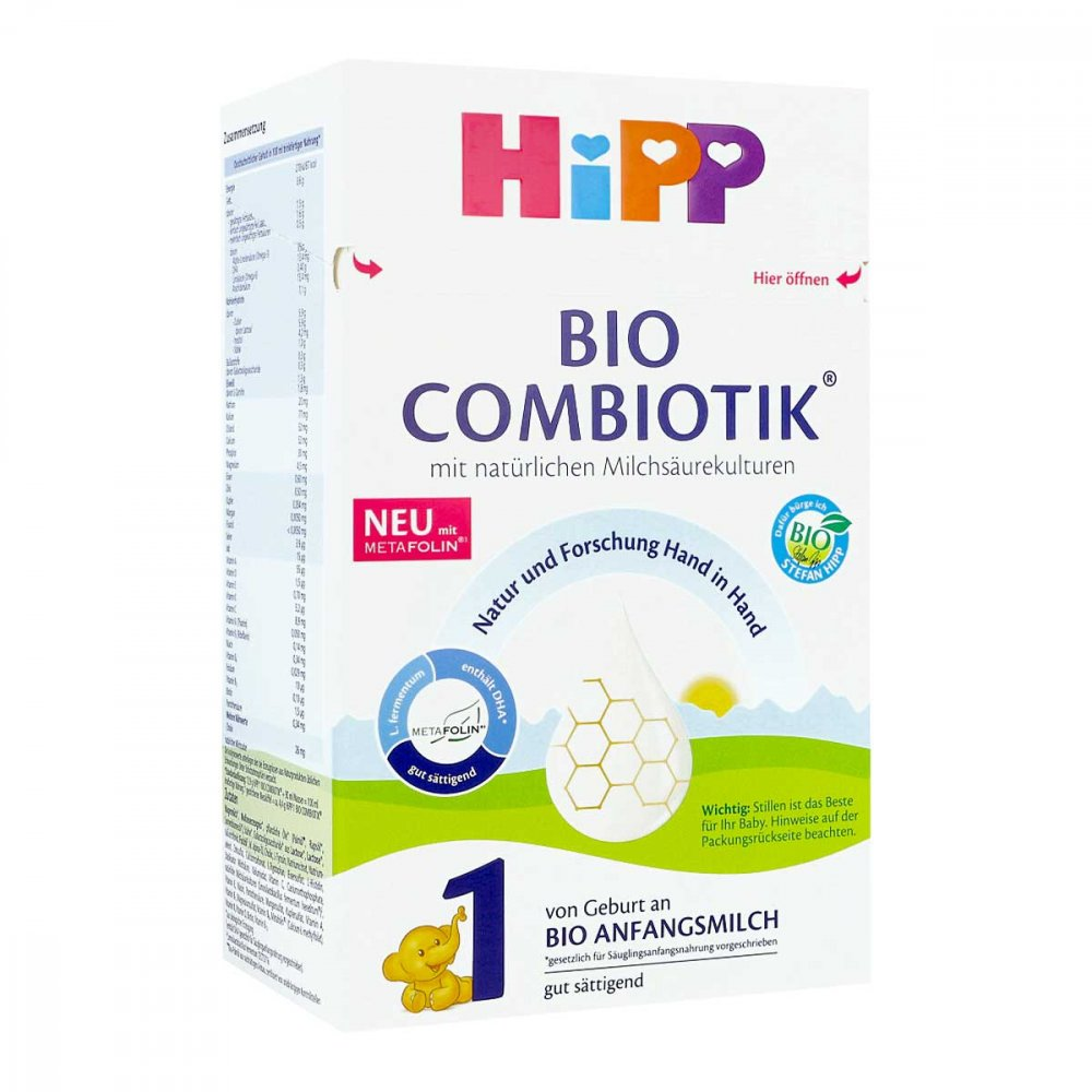 Hipp Bio Combiotik 1 Erfahrungen