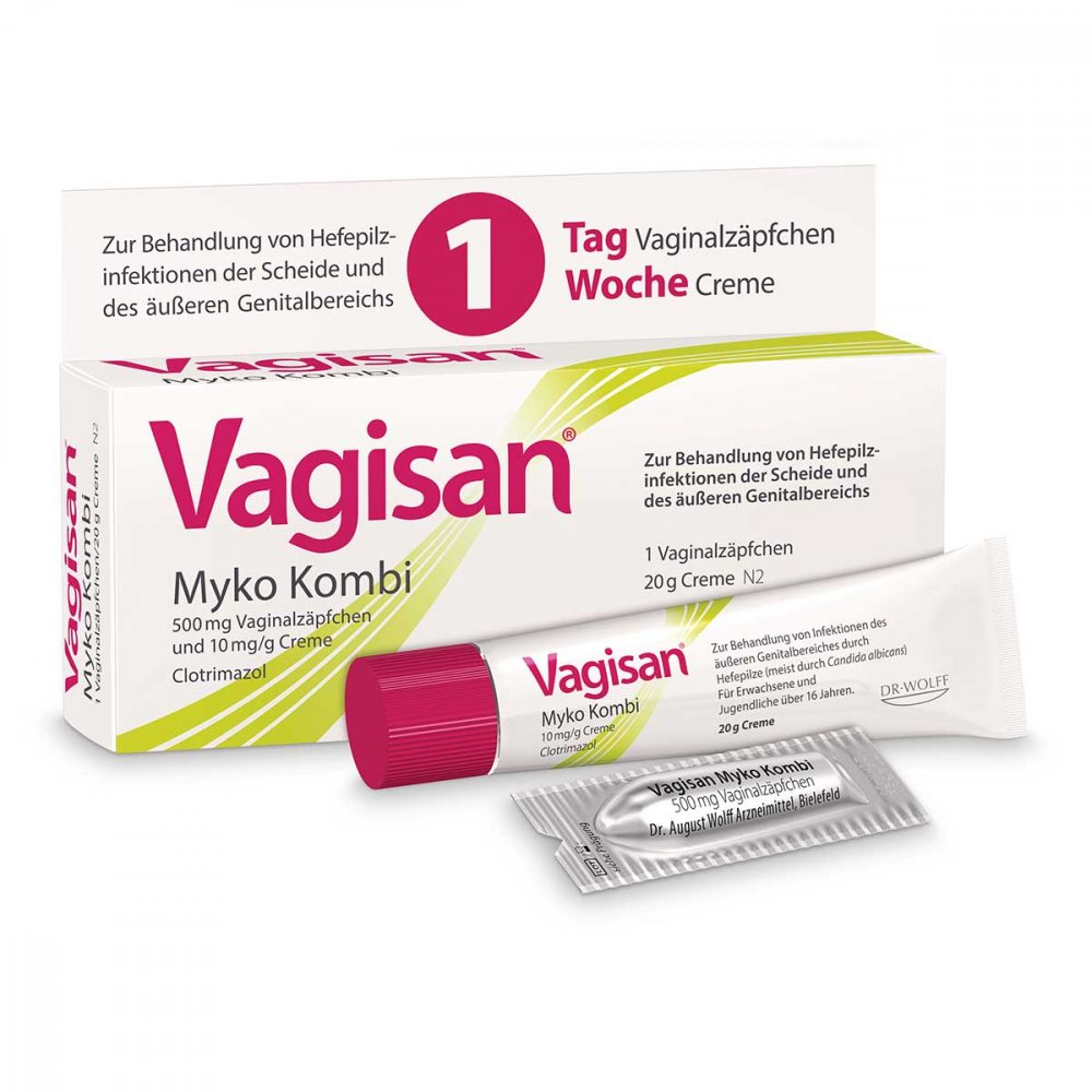 Vagisan In Der Schwangerschaft