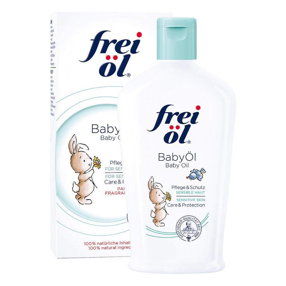 Babyöl für sex
