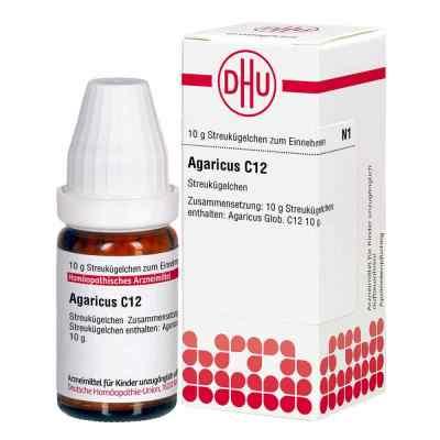 Agaricus C 12 Globuli  bei apo.com bestellen