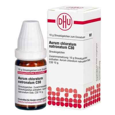 Aurum Chloratum Natronatum C 30 Globuli  bei apo.com bestellen
