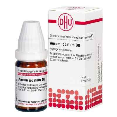 Aurum Jodatum D8 Dilution  bei apo.com bestellen
