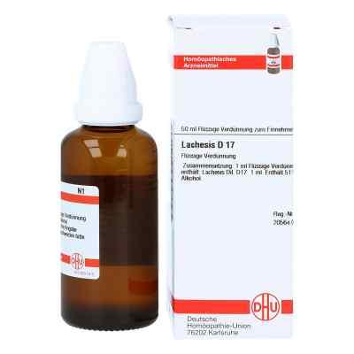 Lachesis D17 Dilution  bei apo.com bestellen