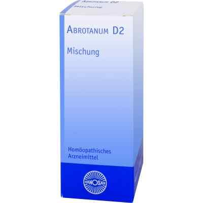 Abrotanum D2 Hanosan Dilution  bei apo.com bestellen
