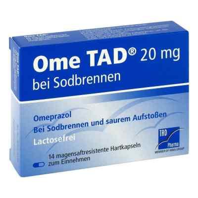 Ome TAD 20mg bei Sodbrennen  bei apo.com bestellen