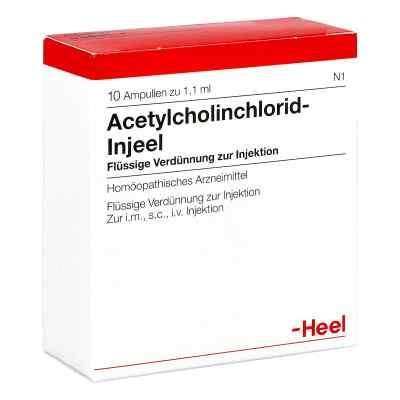 Acetylcholinchlorid Injeel Ampullen  bei apo.com bestellen