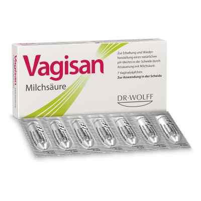 Vagisan Milchsäure Vaginalzäpfchen  bei apo.com bestellen