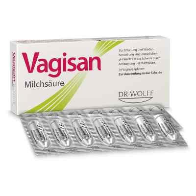 Vagisan Milchsäure Vaginalzäpfchen  bei apotheke-online.de bestellen