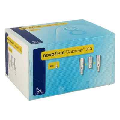 Novofine Autocover Kanülen 8 mm 30 G  bei apo.com bestellen