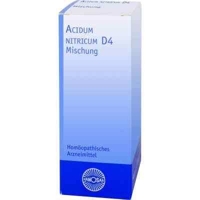 Acidum Nitricum D4 Hanosan Dilution  bei apo.com bestellen