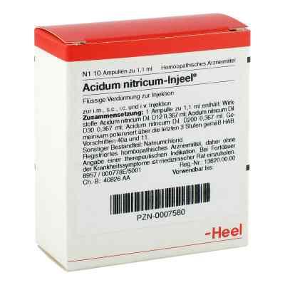 Acidum Nitricum Injeel Ampullen  bei apo.com bestellen