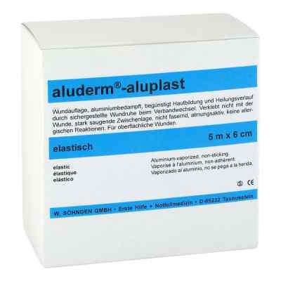 Aluderm Aluplast Wundverband pfl.5mx6cm elastisch   bei apo.com bestellen