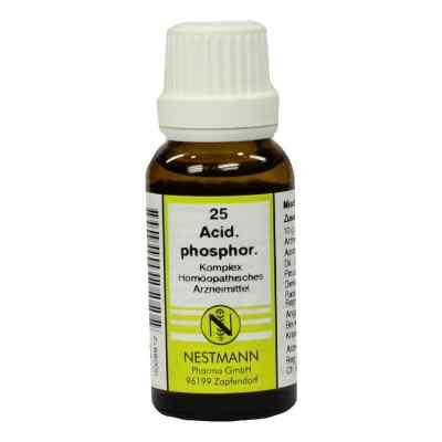 Acidum Phosphoricum Komplex Nummer 25 Dilution  bei apo.com bestellen