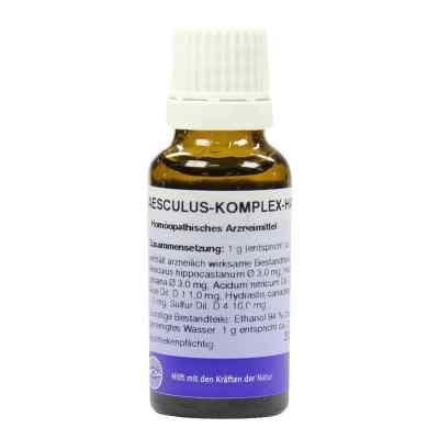 Aesculus Komplex flüssig  bei apo.com bestellen