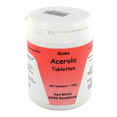 Acerola Vitamin C Tabletten  bei apo.com bestellen