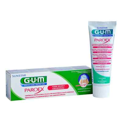 Gum Paroex 0,12% Chx Zahngel  bei apo.com bestellen