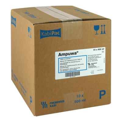 Ampuwa Plastikflasche Injektions-/infusionslsg.  bei apo.com bestellen