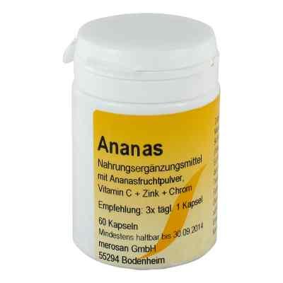 Ananas Aktiv Kapseln  bei apo.com bestellen