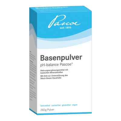 Basenpulver Pascoe  bei apo.com bestellen