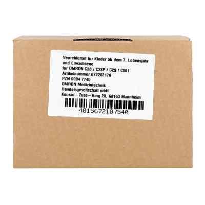 Omron Vernebler Set Erwachs.f.c801-c801kd-c28p-c29  bei apo.com bestellen