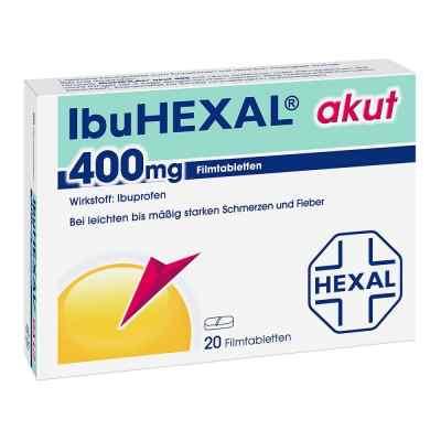 IbuHEXAL akut 400mg  bei apotheke-online.de bestellen