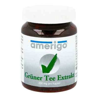 Grüner Tee Extrakt amerigo 200 mg Kapseln  bei apo.com bestellen