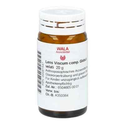 Lens Viscum compositus  Globuli Velati  bei apo.com bestellen