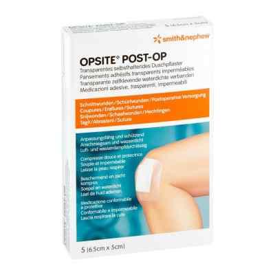 Opsite Post Op 6,5x5cm Verband  bei apo.com bestellen