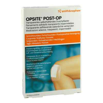 Opsite Post Op 9,5x8,5cm Verband  bei apo.com bestellen