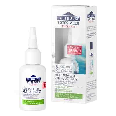 Salthouse Therapie Kopfhaut Fluid  bei apotheke-online.de bestellen
