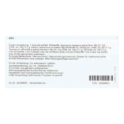 Agropyron Inject Ampullen  bei apo.com bestellen