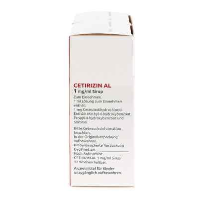 Cetirizin AL 1mg/ml  bei apo.com bestellen